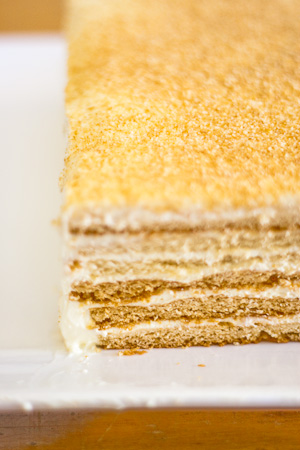 Russian Honey Cake Youtube