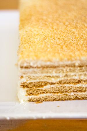 Honey Cake Russian Best