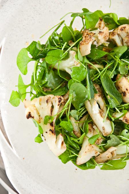 Simple cauliflower salad | Two Spoons