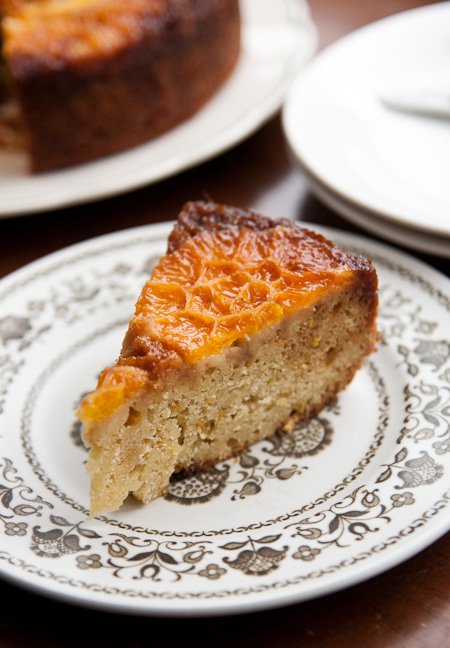 Ottolenghi Orange Polenta Cake