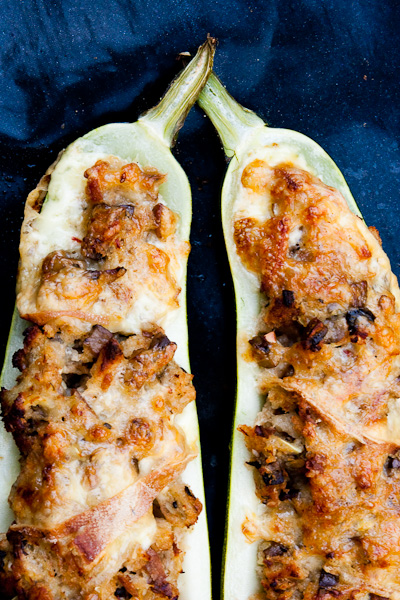 how to cook stuffed marrow