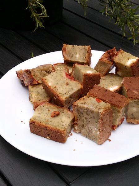 savoury bread