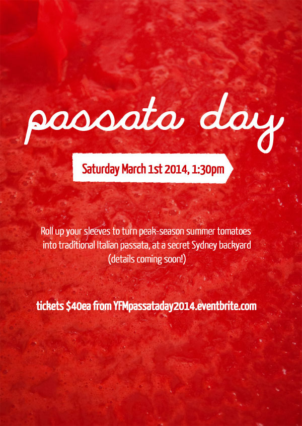 Passata Day 2014